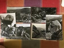 6 Oker/Harz, Germany Postcards