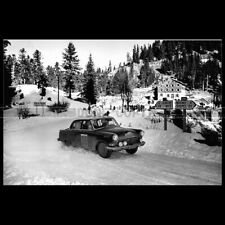 Photo A.004288 GAZ ГАЗ-21 Волга RALLYE MONTE-CARLO 1964 Car Auto