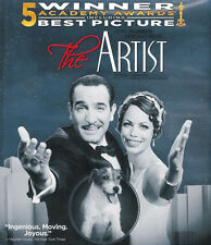 The Artist ~ New Sealed Blu-ray + UltraViolet Digital Copy FREE Shipping USA