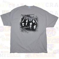 METALLICA Young Metal Attack Grey T-Shirt