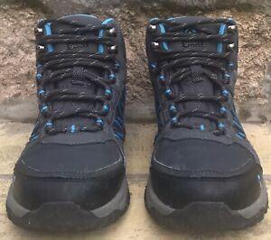 Kids Gelert Horizon Mid Waterproof Walking Boots Juniors - Boys/Girls - Size 4