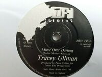 """Tracey Ullman - Move Over Darling - 7"""" Vinyl Record"""