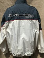90er Sir Benni Miles Original New York Windbreaker Jacke SBM KULT Größe L