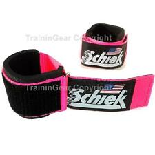 Schiek Ultimate Wrist Supports PINK WS 1100 Wrist Wraps Fitness Workout Lifting