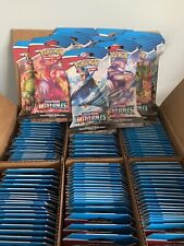 POKEMON BATTLE STYLES BOOSTER PACK SLEEVED x 8 - FACTORY SEALED - NEW