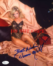 DONNA MILLS Signed 8X10 Autographed Photo Reprint