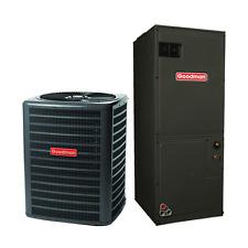 2 Ton 15 Seer Goodman Heat Pump System GSZ140241 - ASPT29B14