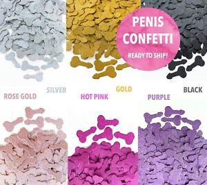 Bachelorette Party Penis Confetti Glitter Party Supplies Party Favor Decorations
