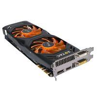 ZOTAC Geforce GTX 770 4GB DDR5 Dual DVI PCIe Video Card HDMI DisplayPort