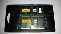 2 Memory Ram Module PC100-322-620 HYM7V65801 Hyundai