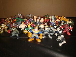 HUGE Lot 40 Figures DC, Marvel