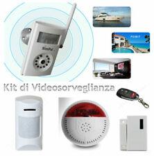 Kit sistemi di allarme per ufficio e industria
