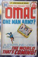 OMAC #1 - DC Comics (1974) / Jack Kirby - f/vf