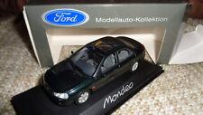 Minichamps, 1:43 maqueta de coche; Ford Mondeo MKI, verde, embalaje original!