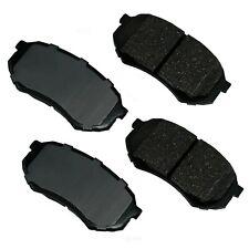 Disc Brake Pad Set-RWD Front Akebono ACT589