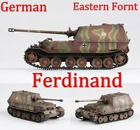 Easy Model 1/72 Germany Panzerjager Ferdinand 654th Abt,Eastern Front,1943#36226