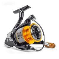 Fishing Reel FA1000-6000 Metal Spool Max Drag Pike Spinning Reel High Speed Reel