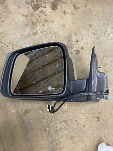 2011-16 Jeep Grand Cherokee Exterior Left Side Power Mirror Heated 68257941AB