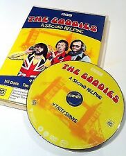 The Goodies: A Second Helping 4 Tasty Serves DVD Brand New Sealed FREE POSTAGE