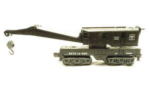 Lionel 6-29869 Bethlehem Steel Crane Car NIB