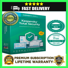 Kaspersky Total Security 1PC / 1 Device / 1 year / Global Key