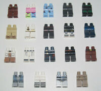 Lego ® Minifig Paire Jambes Ninjago Movie Le Film Serie 71019 Choose Leggs NEW