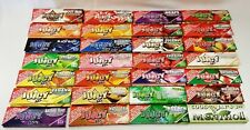 Pick 6 JUICY JAY'S 1 1/4 Rolling Papers 33 Flavors to Choose from Free Shipping