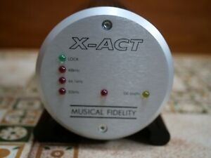 Musical Fidelity X-ACT DAC