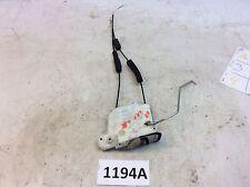 07-11 HONDA CR-V FRONT LEFT DOOR LATCH LOCK ACTUATOR OEM 1194A S