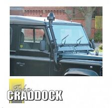 LAND ROVER DEFENDER SNORKEL 300 TDI AND TD5 STEEL TUBE TYPE DA2225