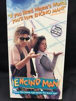 Encino Man (VHS) Stone Age Meets Rock Age Pauly Shore Sean Astin Brendan Fraser