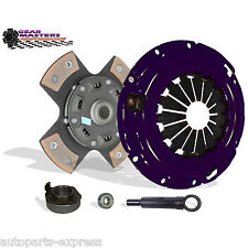 GEAR MASTERS STAGE 3 CLUTCH KIT fits 93-02 FORD PROBE MAZDA MX6 MX3 1.8L 2.5L V6