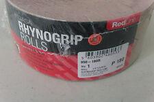 Indasa 950-180R Rhynogrip Redline Roll 180 Grit Hook & Loop Fileboard Sandpaper