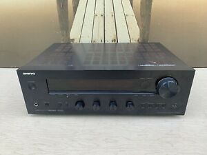 Onkyo TX-8050 Network Stereo Receiver No Remote, Works Great!