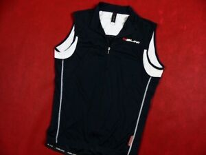NALINI RED LABEL _ VESTE IL CICLISMO SINCE 1970 RIDE AUTHENTIC CYCLING _ s:XL