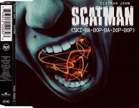 Scatman John ‎Maxi CD Scatman (Ski-Ba-Bop-Ba-Dop-Bop) - Europe (M/EX+)