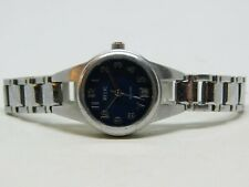 Relic Folio ZR33472 Silver Tone Quartz Analog Ladies Watch