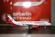 Phoenix 1:400 Air Berlin Airbus A320-200 D-ABDU 'Etihad' PH4BER1086 Model Plane