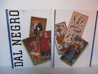 RARO CATALOGO CARTE TAROCCHI TAROT DAL NEGRO 40 PAGINE ANNI '90