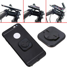 Bike Computer Mount Phone Sticker Adapter Holder Muont For Garmin Edge GPS