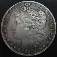 American USA United States Morgan Dollar 1881 Silver Coin Collection Dollar UK