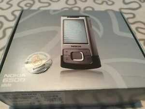BRAND NEW NOKIA 6500 MADE IN FINLAND