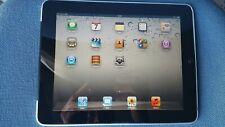 """Il primo Apple ipad prodotto! MC497TY model A1337 Wi-Fi + 3G 64GB 9,7"""" usato"""
