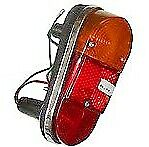 Lucas style classic Mini MK1 rear lens unit, NEW Left hand side 13H222