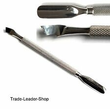 Tl Cuticle Slider Remover, Nail Skin, Spatula, Natra Stainless Steel Germany
