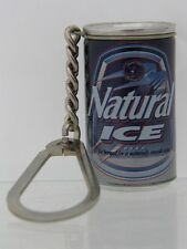 Natural Ice Beer Mini Can Key Chain