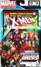 "Greatest Battles Comic Packs Colossus & Juggernaut Marvel Universe 3.75"""