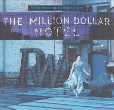 U2 Bono The Million Dollar Hotel OST Original Soundtrack CD 2000 Interscope
