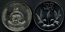 VANUATU 100 Vatu 2008 UNC