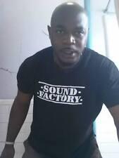 Sound Factory  T-shirt Junior Vasquez Paradise Garage  All Sizes